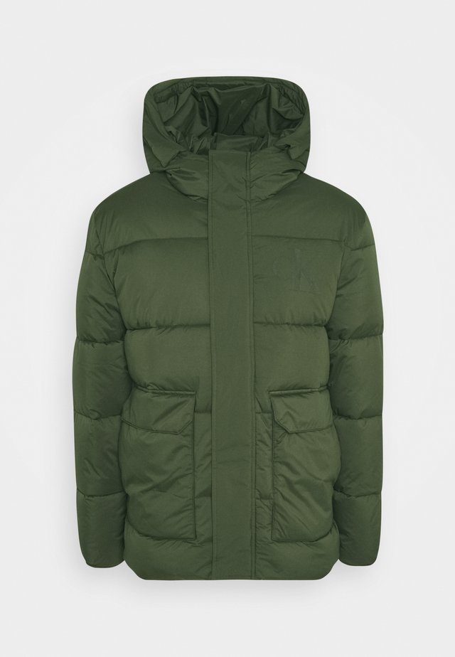 ECO - Winter jacket - deep depths