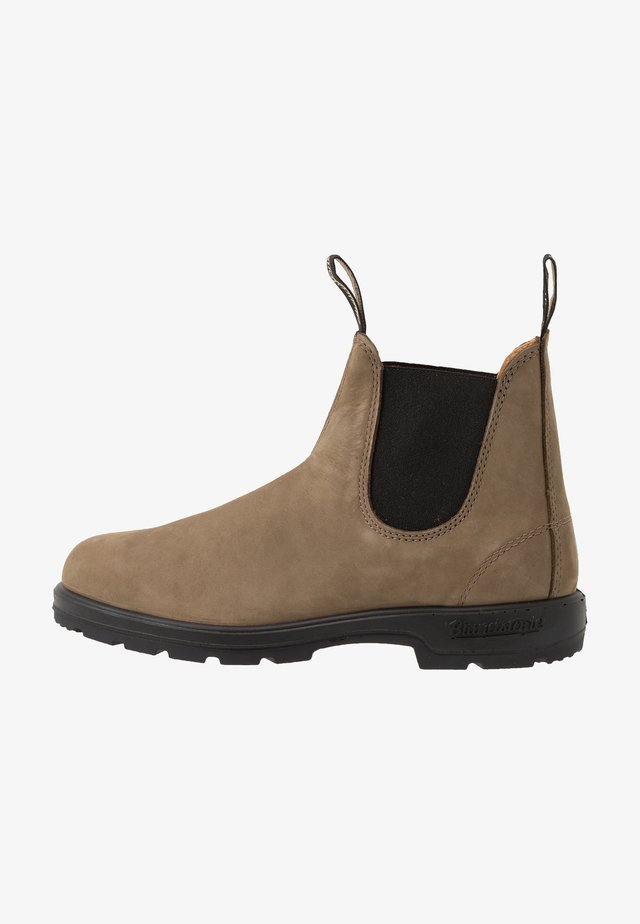 CLASSIC - Classic ankle boots - stone