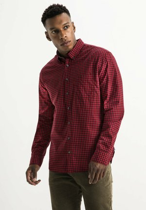 Shirt - racing red