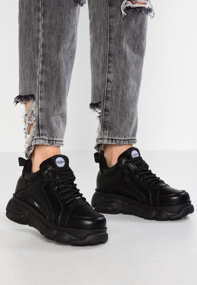 CORIN - Sneakers laag - black