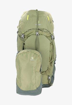 AVIANT VOYAGER - Hiking rucksack - khaki/ivy
