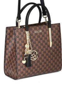 Kazar - LEXIE - Handbag - brown - 3