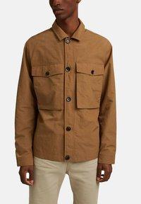 Esprit - SAFARI - Summer jacket - camel - 3