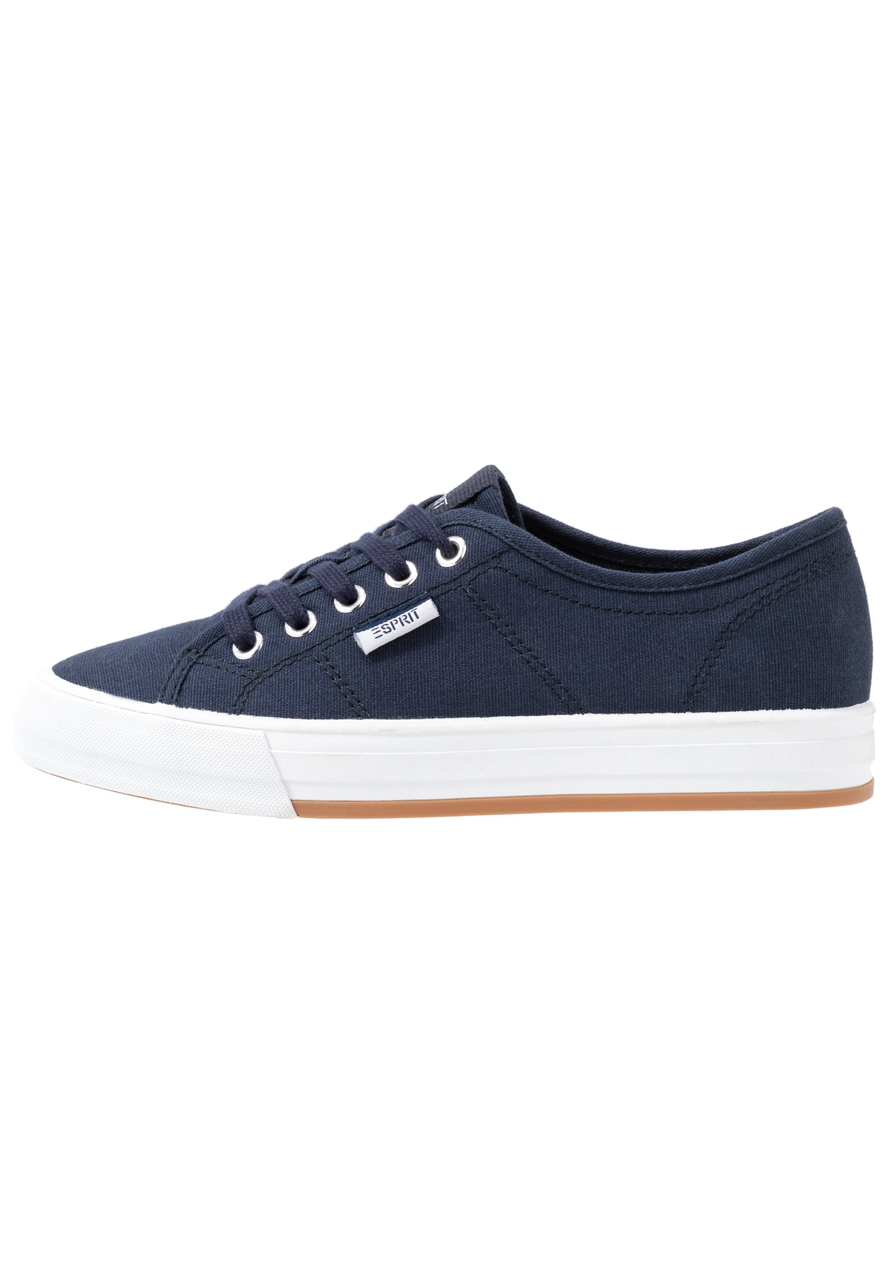 SIMONA LACE UP Sneakers navy
