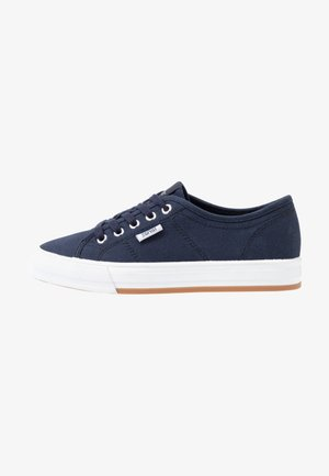 SIMONA LACE UP - Sneaker low - navy