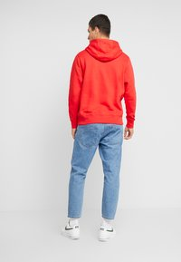 Nike Sportswear - Felpa con cappuccio - university red/ white - 2