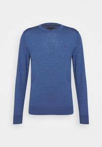 Tommy Hilfiger Tailored - Pullover - blue - 4