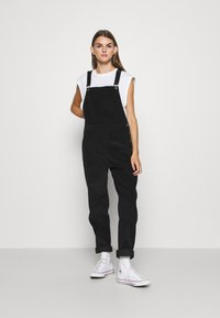 Roxy - ANYWHERE ELSE - Dungarees - anthracite - 1