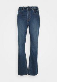 Black Diamond - FORGED PANTS - Długie spodnie trekkingowe - blue denim - 0