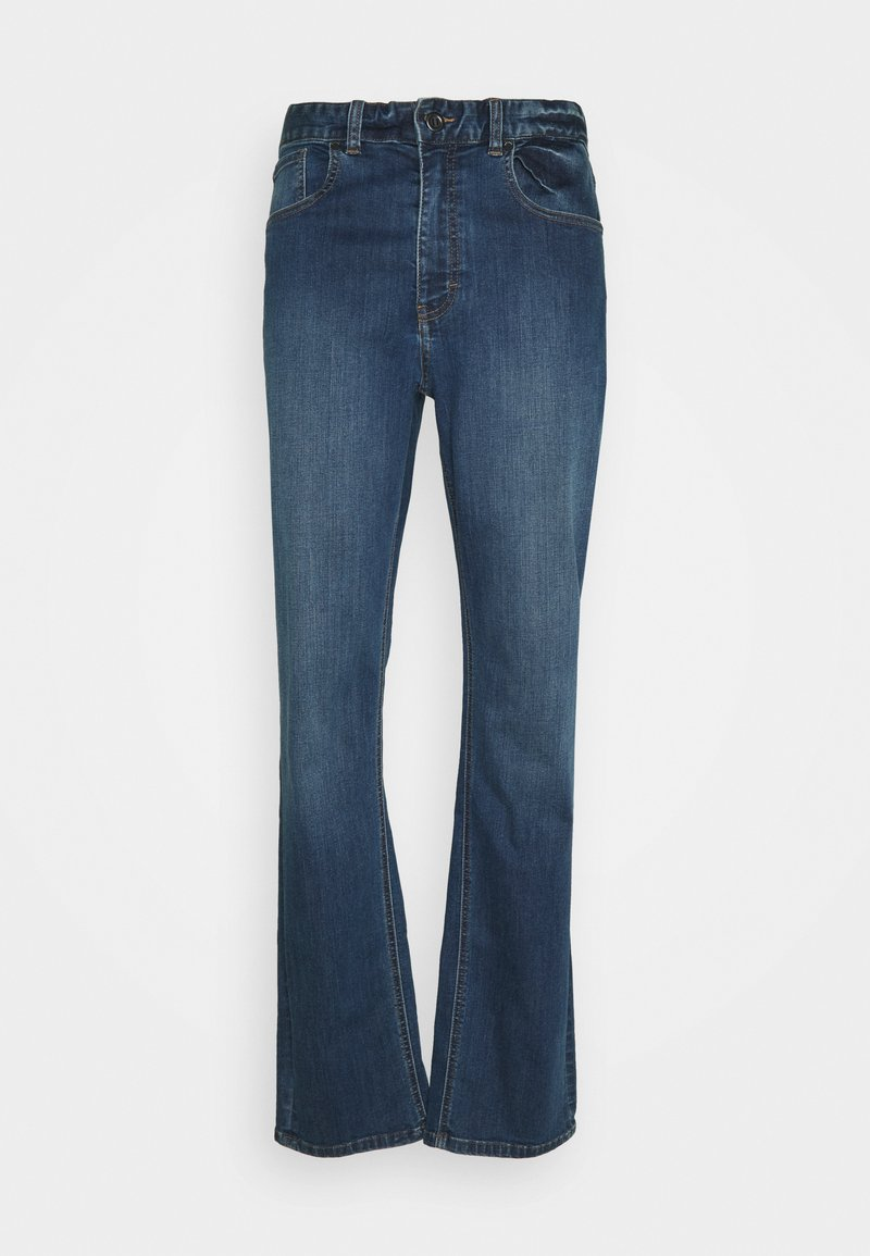 Black Diamond - FORGED PANTS - Długie spodnie trekkingowe - blue denim