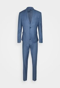 Isaac Dewhirst - THE FASHION SUIT NOTCH - Puku - blue - 11