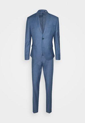 THE FASHION SUIT NOTCH - Kostym - blue