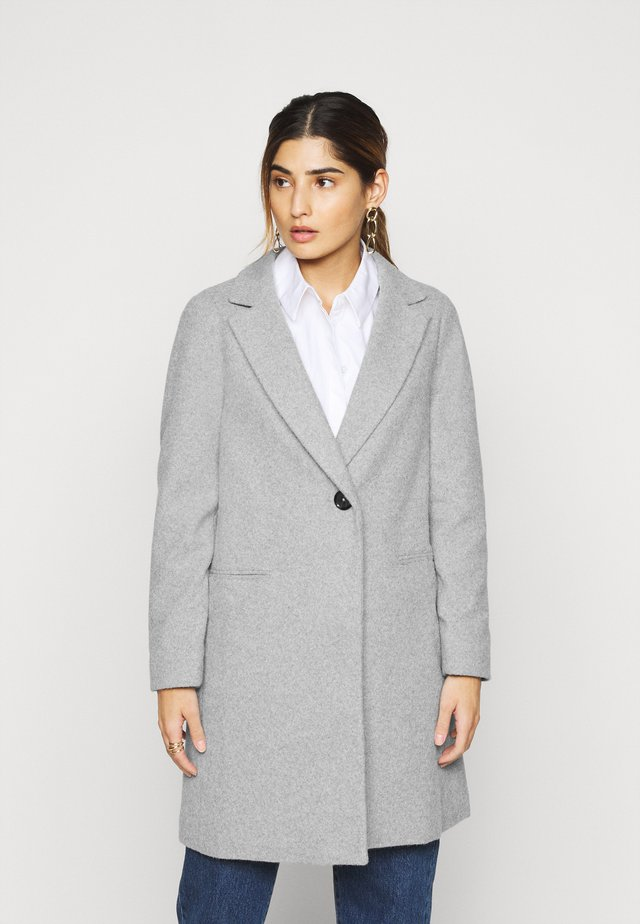 LI COAT - Manteau classique - light grey