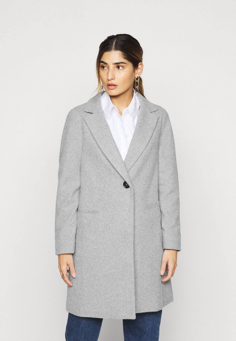 New Look Petite - LI COAT - Classic coat - light grey