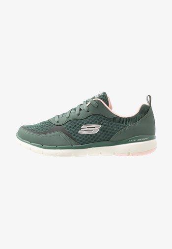FLEX APPEAL 3.0 - Sneakers laag - olive/pink
