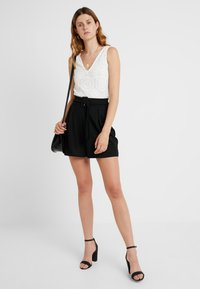 Dorothy Perkins Tall - GUIPURE - Top - ivory - 1