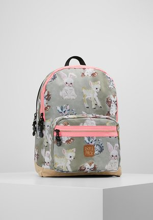 CUTE ANIMALS - Rucksack - green