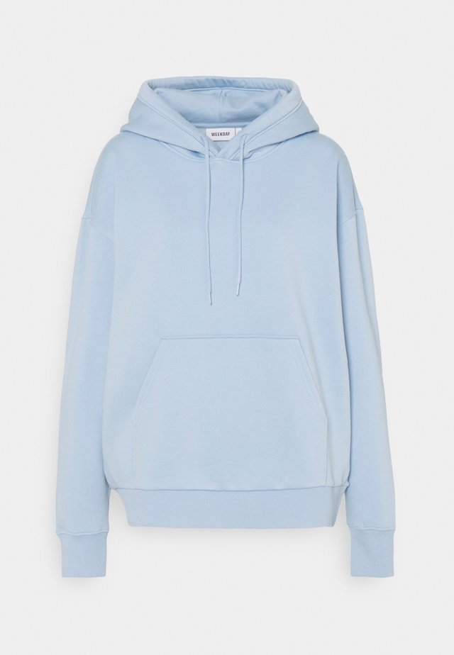 ALISA HOODIE - Bluza z kapturem - blue