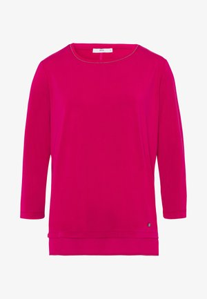 STYLE CLARA - Long sleeved top - raspberry