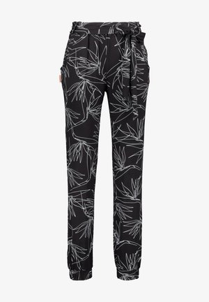 ALICEAK - Tracksuit bottoms - moonless