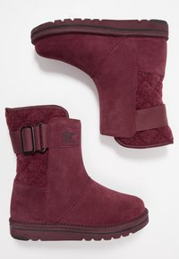 Sorel - NEWBIE - Winter boots - dark red - 3