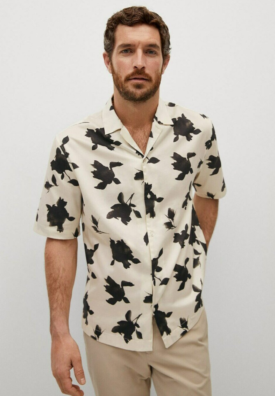 Uomo FLOR - Camicia