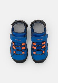 Geox - VANIETT BOY - Sandals - royal/orange - 3