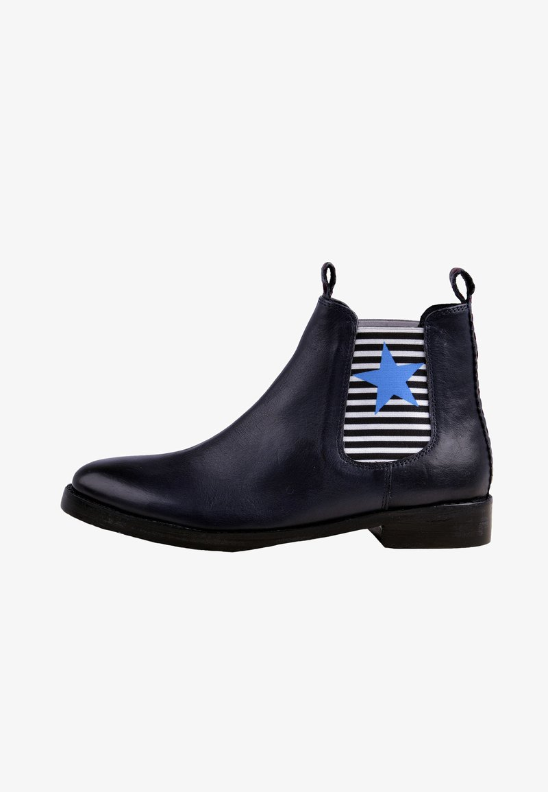 Crickit - CHELSEA BOOT JULIA - Ankle boots - blue