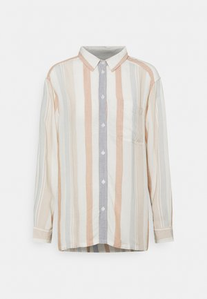 CORE BERGAMOT LOUNGE - Button-down blouse - cream