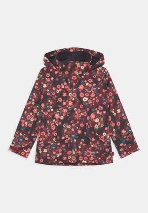 GIRLS ELODIE - Snowboard jacket - multi-coloured/black/light pink