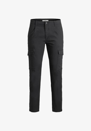 Cargo trousers - dark navy