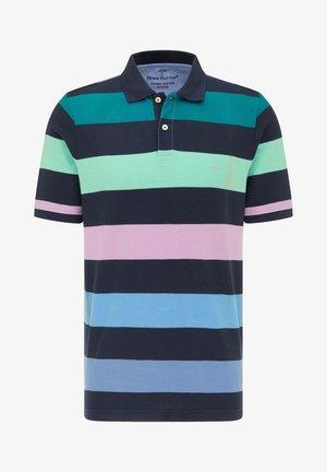 Polo shirt - navy-pacifc-lavender
