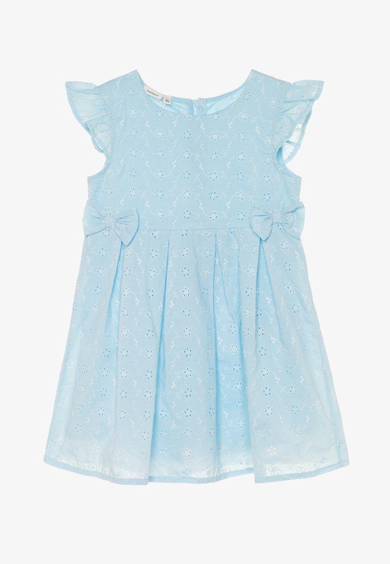 Name it - NMFFREJA SPENCER - Day dress - dream blue