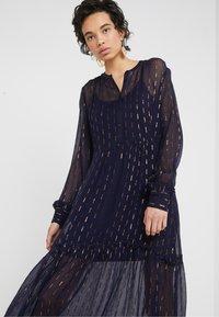 CECILIE copenhagen - SUZIE DRESS - Maxi dress - night - 4
