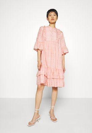 KIMI - Day dress - peach beige