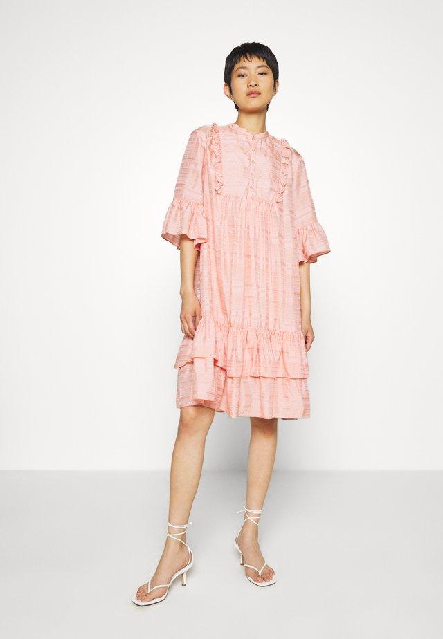 KIMI - Day dress - peach beige