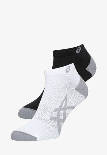 2 PACK - Calcetines tobilleros - real white
