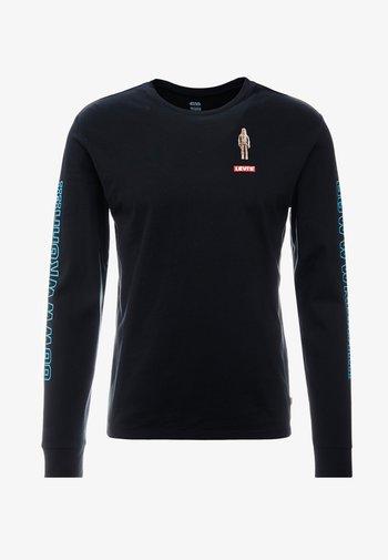 LEVI'S® X STAR WARS GRAPHIC TEE - T-shirt à manches longues - black