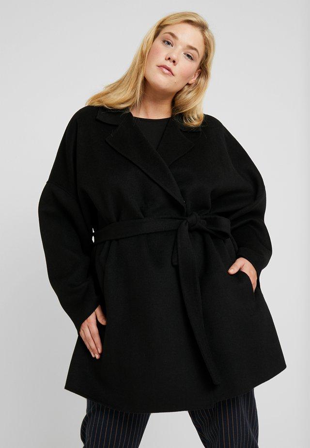 NIGHT - Manteau classique - black
