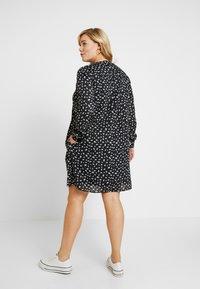 ZAY - YLAURINE DRESS - Shirt dress - black - 3