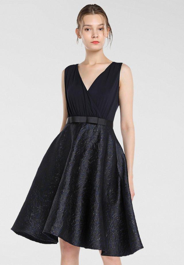 Vestito elegante - nachtblau
