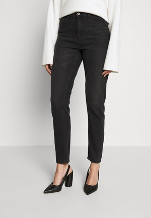 ONLASOS KELLY TALL - Džíny Slim Fit - black