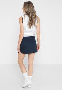 Fila - SKORT SHIVA - Sportovní sukně - blue - 2