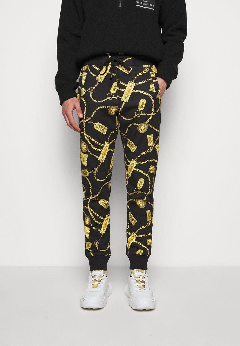 Versace Jeans Couture - Spodnie treningowe - black