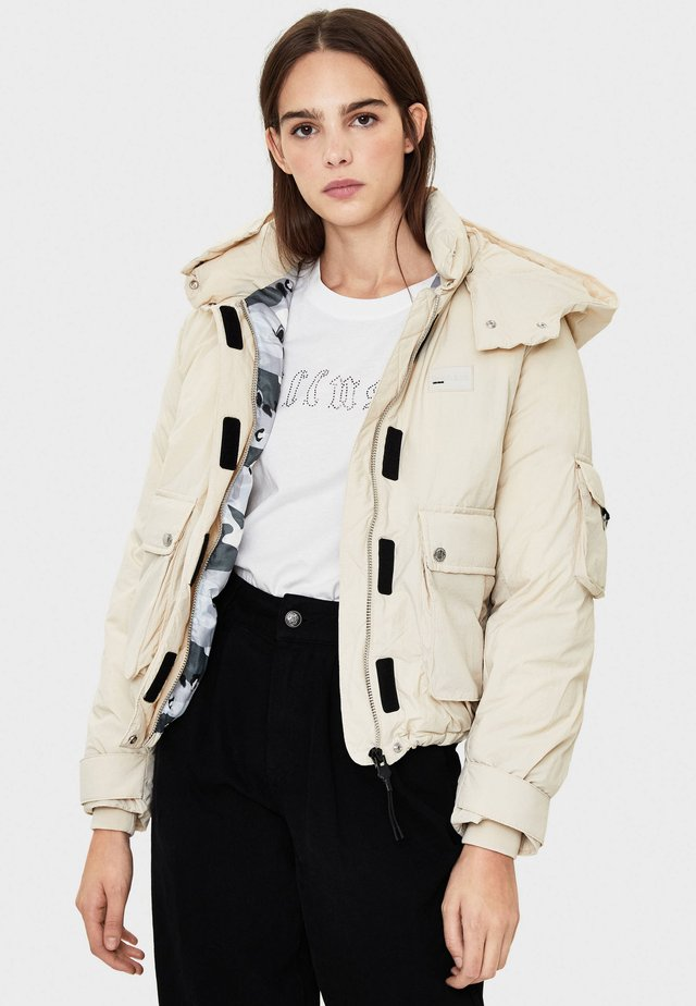 Giacca invernale - beige