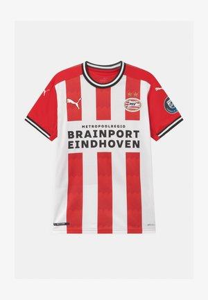 PSV EINDHOVEN HOME UNISEX - Club wear - high risk red/white