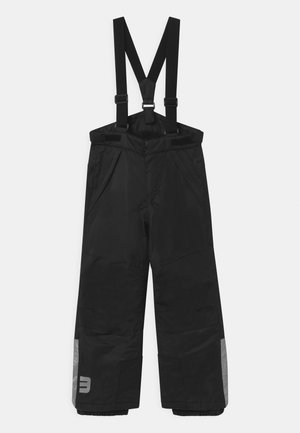 SKI WALLRIDE UNISEX - Snow pants - black