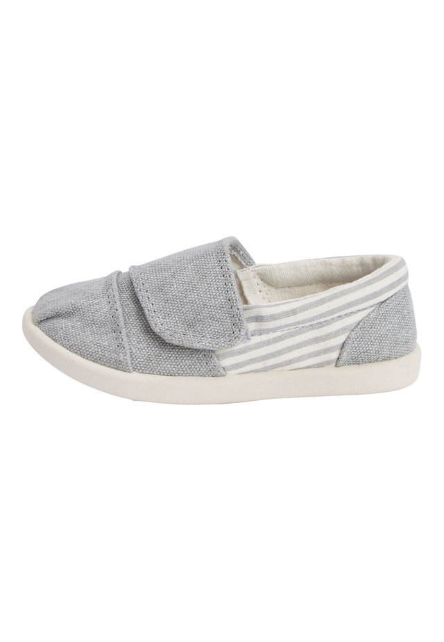 GREY ESPADRILLES (YOUNGER) - Scarpe a strappo - grey