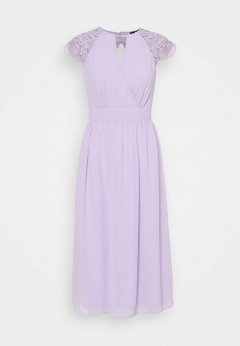TFNC - NEITH MIDI DRESS - Cocktail dress / Party dress - light lilac