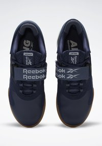 Reebok - LEGACY LIFTER II SHOES - Trainers - blue - 1